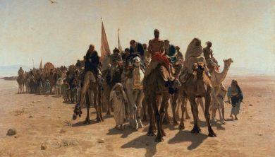 عرب الجزيرة وعبادة الأصنام