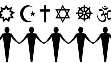 الدين الأديان