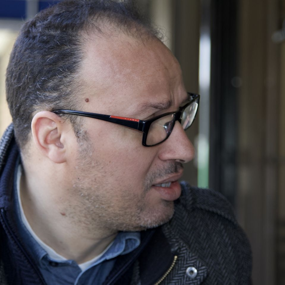 Hicham Rmili هشام الرميلي