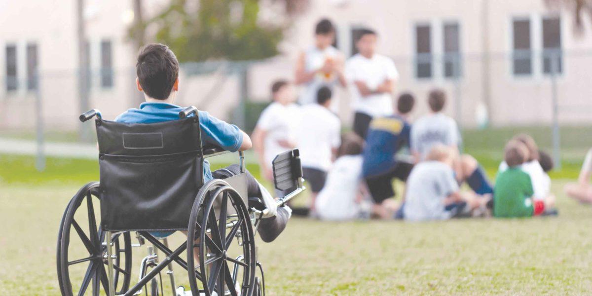 الأشخاص في وضعية إعاقة بالمغرب