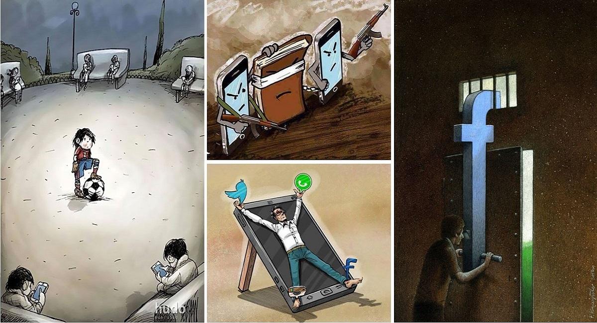 إدمان التكنولوجيا الرقمية