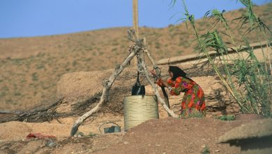 أزمة الماء - المغرب