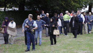 هجوم إرهابي نيوزلندا