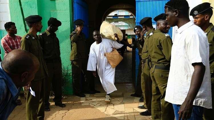 السودان - إطلاق سراح المعتقلين السياسيين