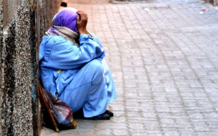 رغم التجريم والسياسات التنموية… المغرب الأول عربيا في أعداد المتسولين! |  Marayana - مرايانا