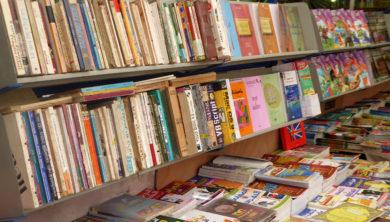 الكتاب المستعمل Vieux livres