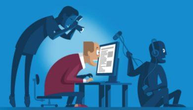 الخصوصية على الأنترنت الفايسبوك كوكل مواقع التواصل