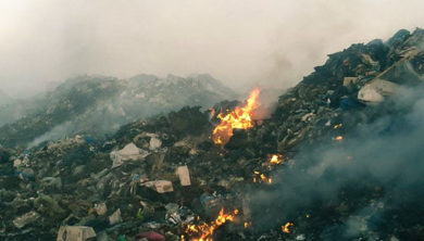 التلوث المغرب