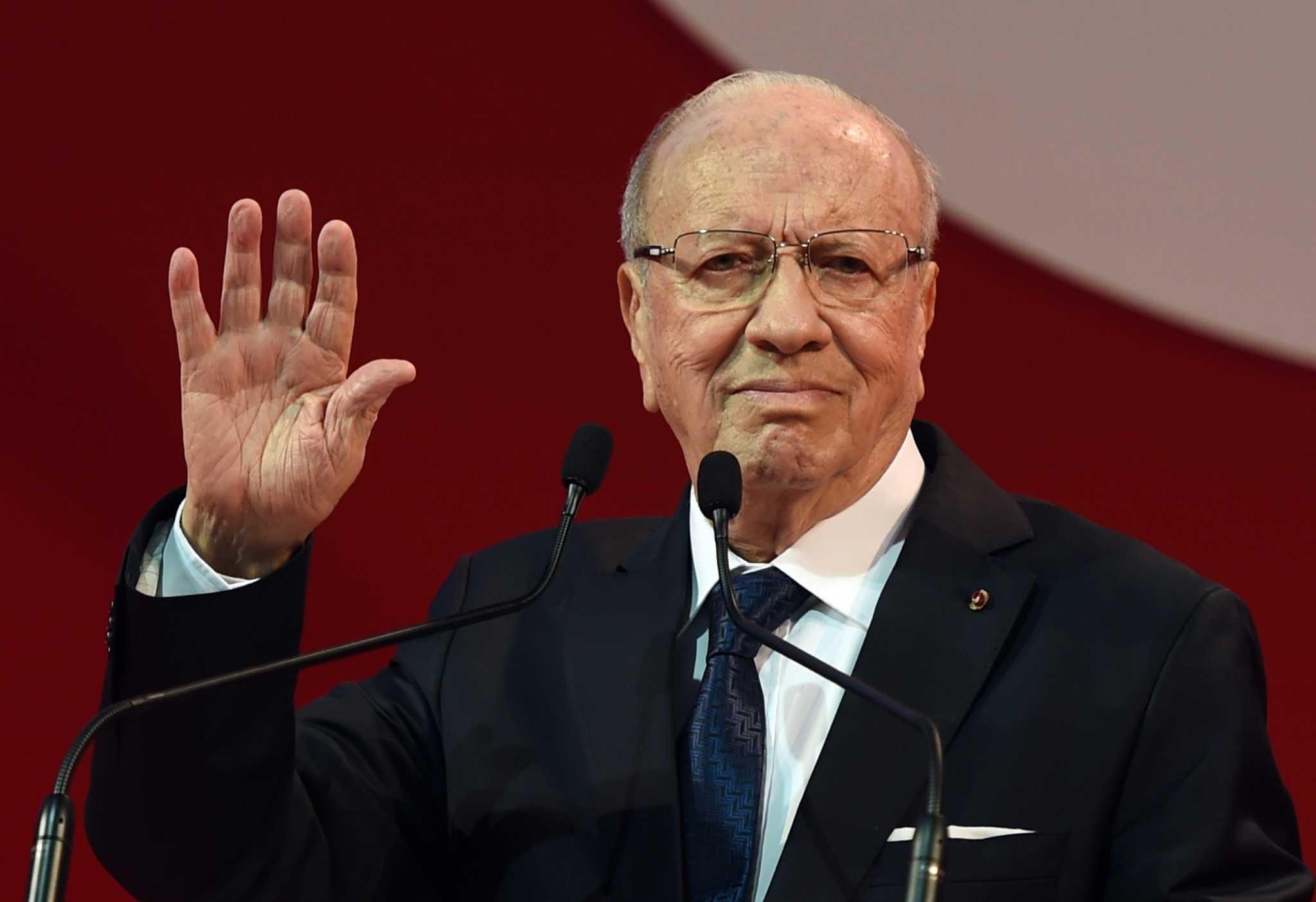 باجي قايد السبسي Beji Kaid Essebssi