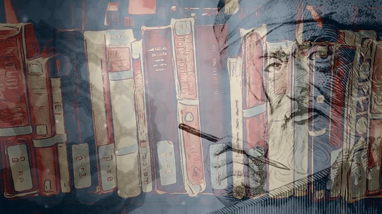 العرب وإتلاف الكتب