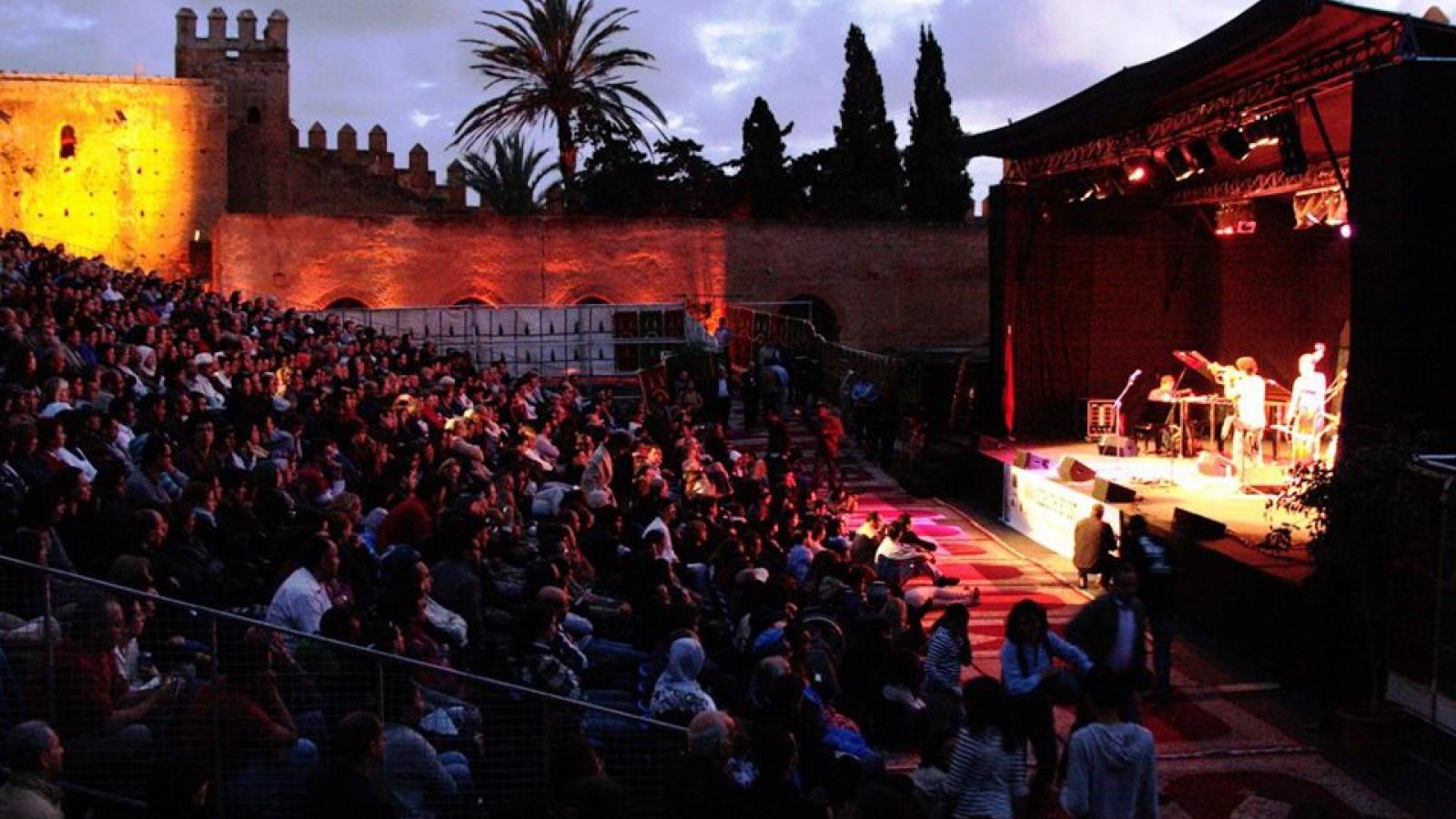 مهرجان شالة للجاز