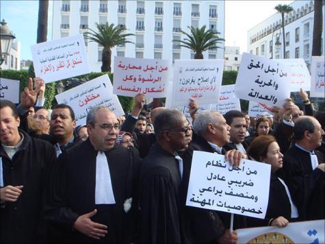 انتفاضة المحامين