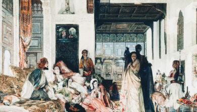 من تاريخ الخمر - العصر الأموي