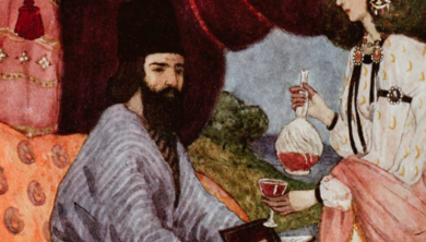 من تاريخ الخمر