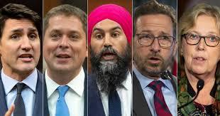 الانتخابات بكندا