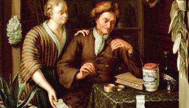 تاريخ الدواء