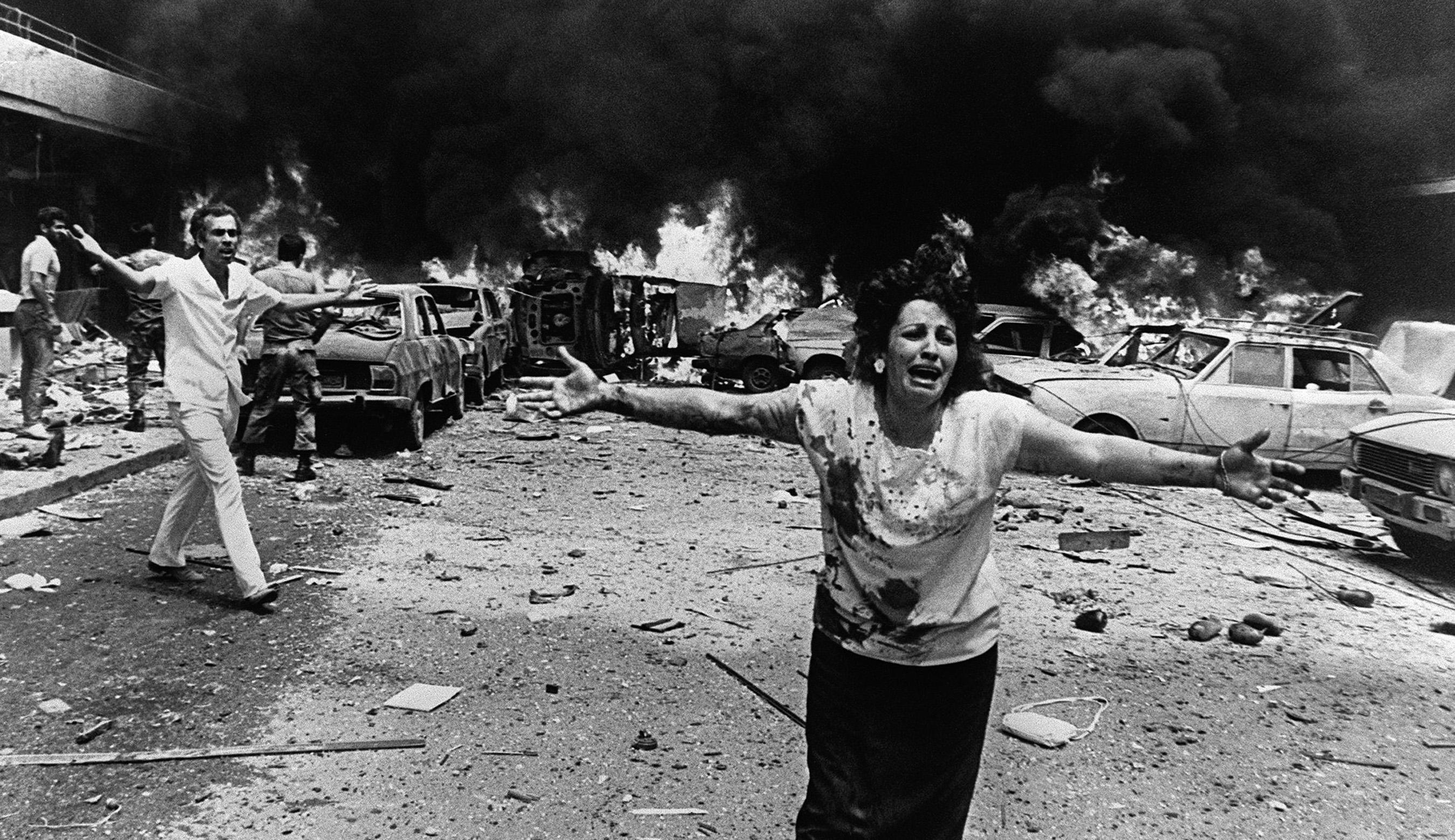 الحرب الأهلية اللبنانية