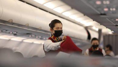الطيران كورونا