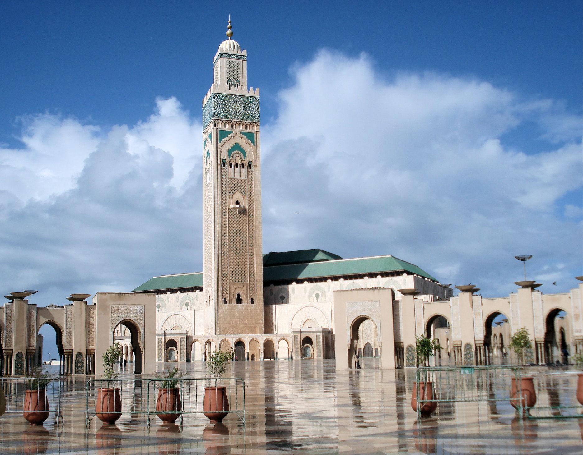 كورونا إغلاق المساجد المغرب