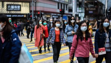 الصين كورونا فيروس