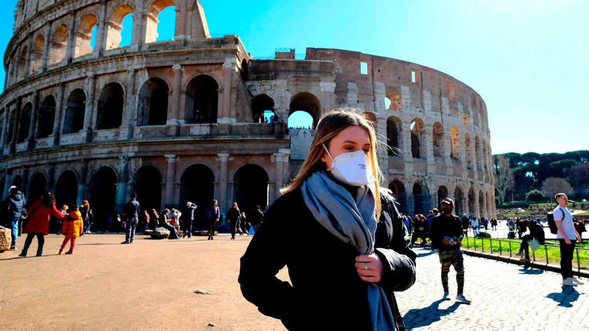 إيطاليا كورونا