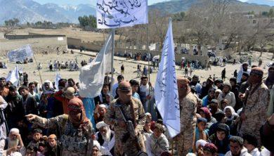أفغانستان وكورونا
