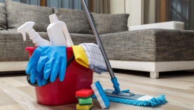 تطهير المنزل - كورونا