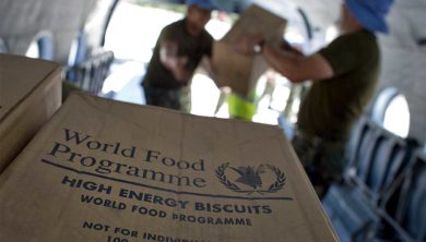 برنامج الأغذية العالمي