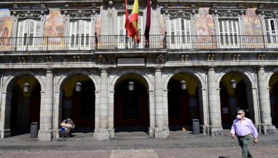 إسبانيا فيروس كورونا