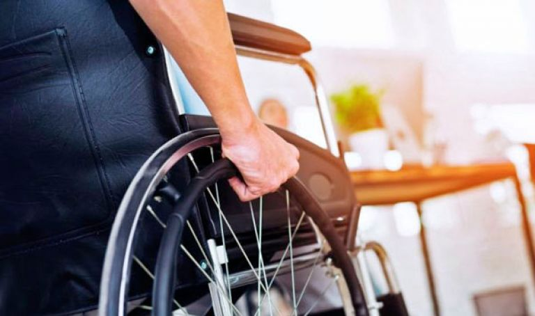 وضعية إعاقة