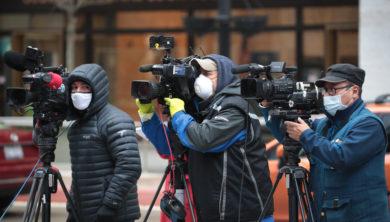 صحافيون