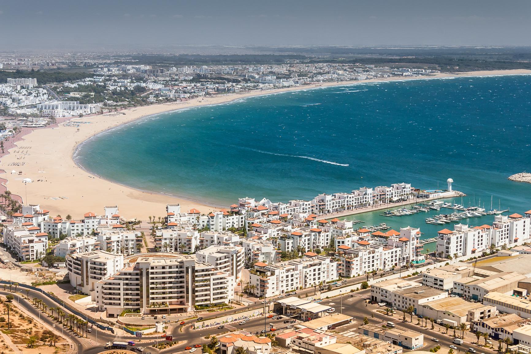 مدينة-أكادير-بالمغرب