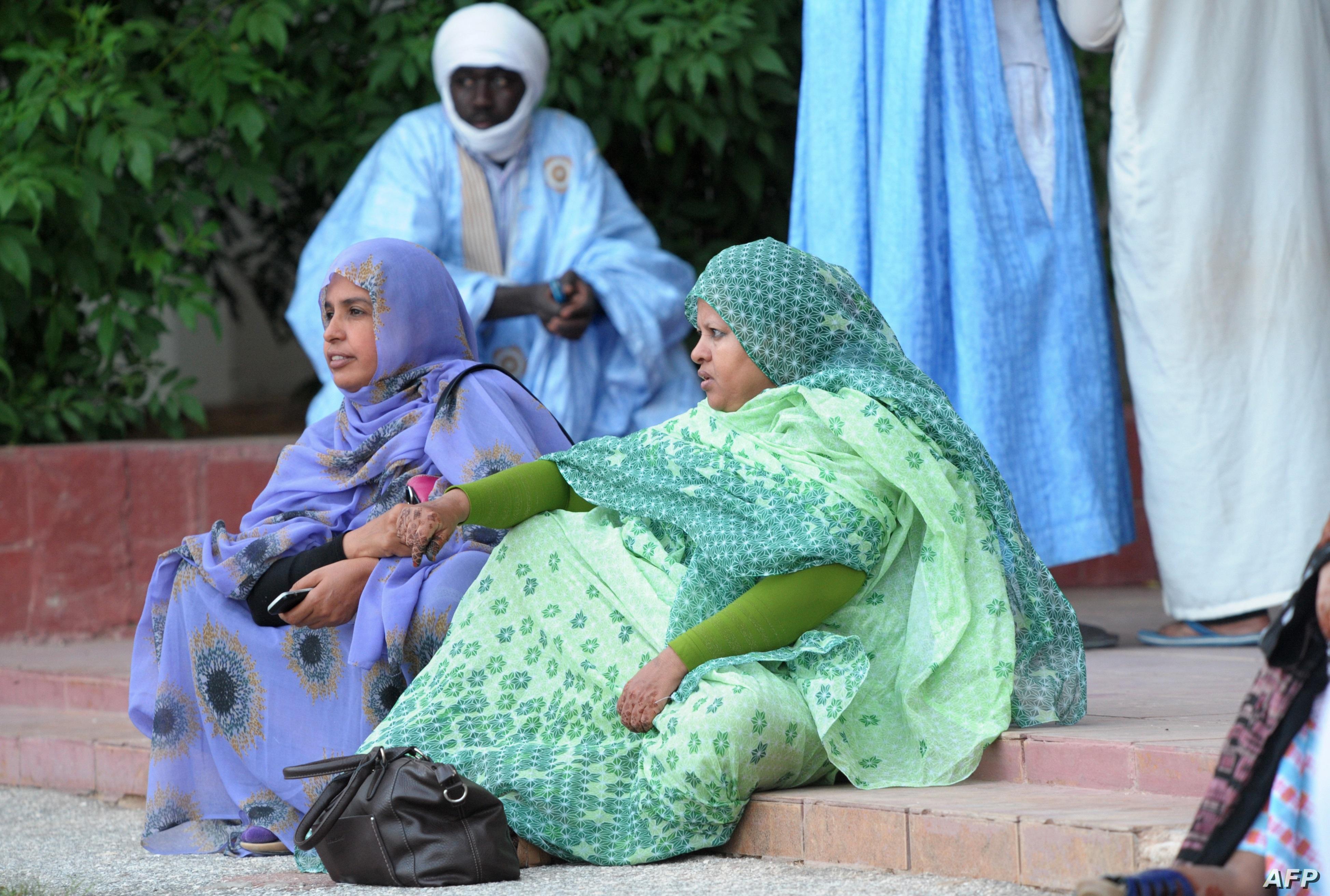 المرأة الموريتانية