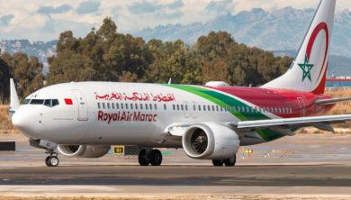 الخطوط الملكية المغربية
