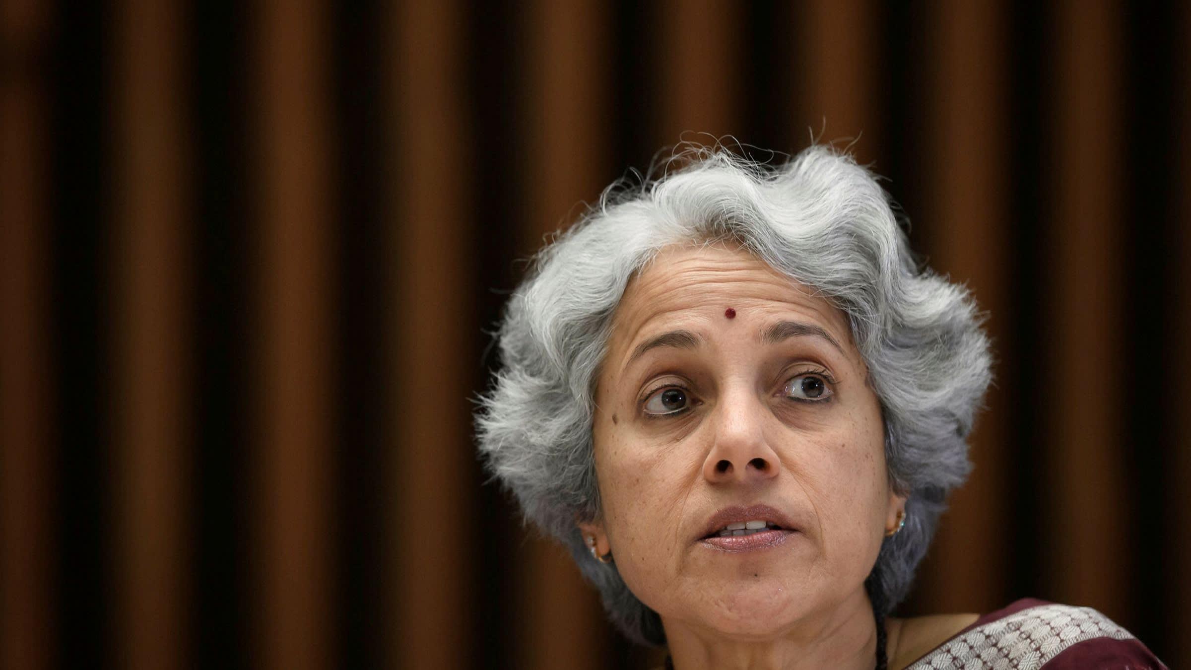 سوميا سواميناثان