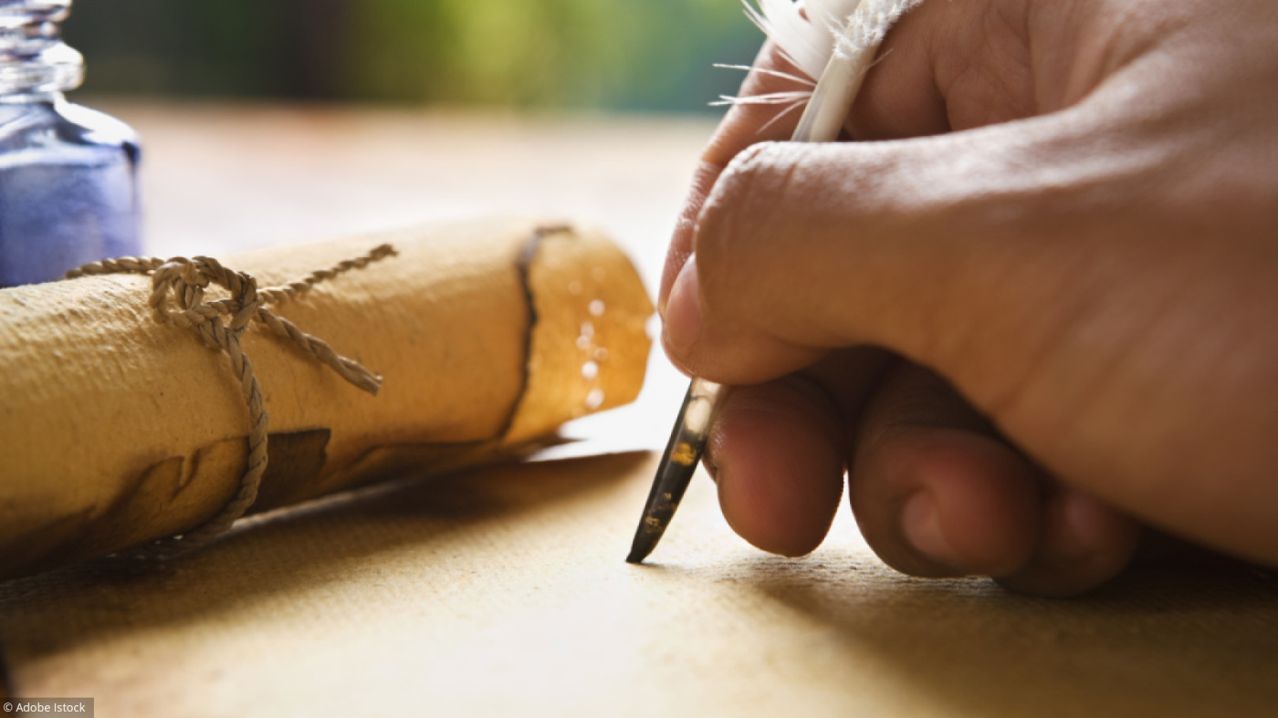 كتابة كتب كاتب