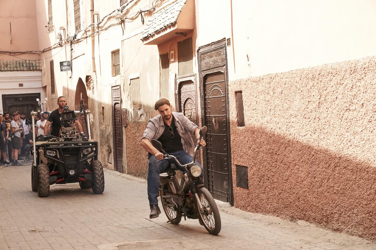تصوير الأفلام المغرب