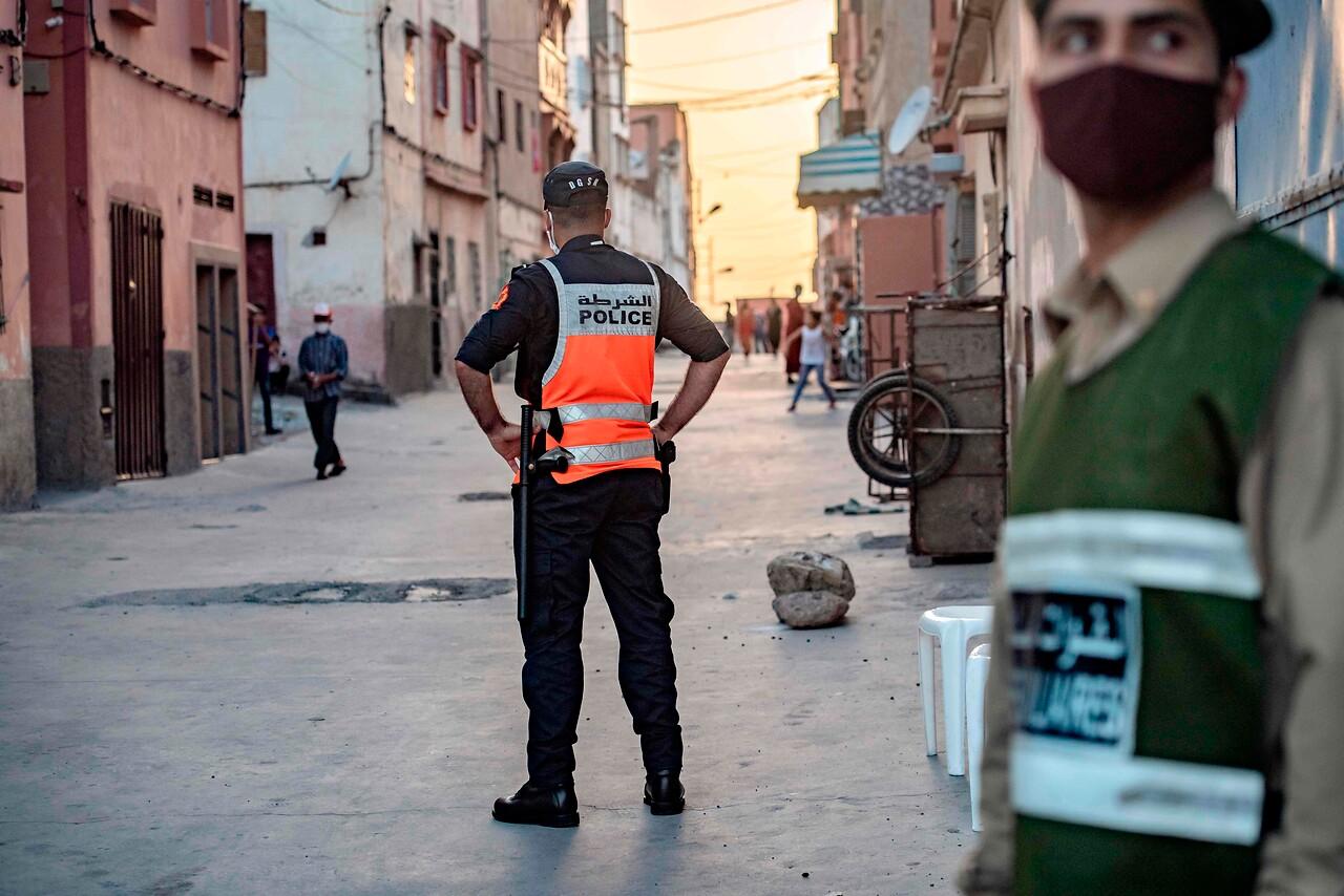 المغرب كورونا
