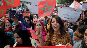 المشاركة السياسية للنساء