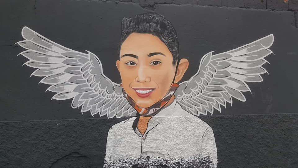 جدارية عدنان بوشوف