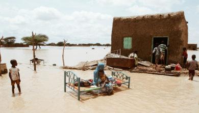فيضان السودان