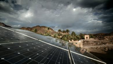 الطاقة المتجددة المغرب