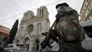 الإرهاب فرنسا