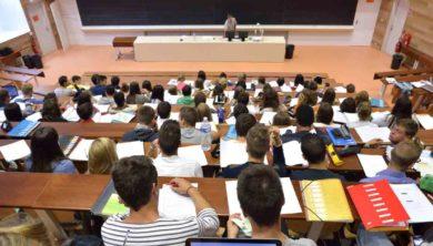 الطلبة المغاربة بفرنسا