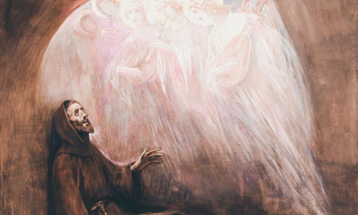 التصوف المسيحي