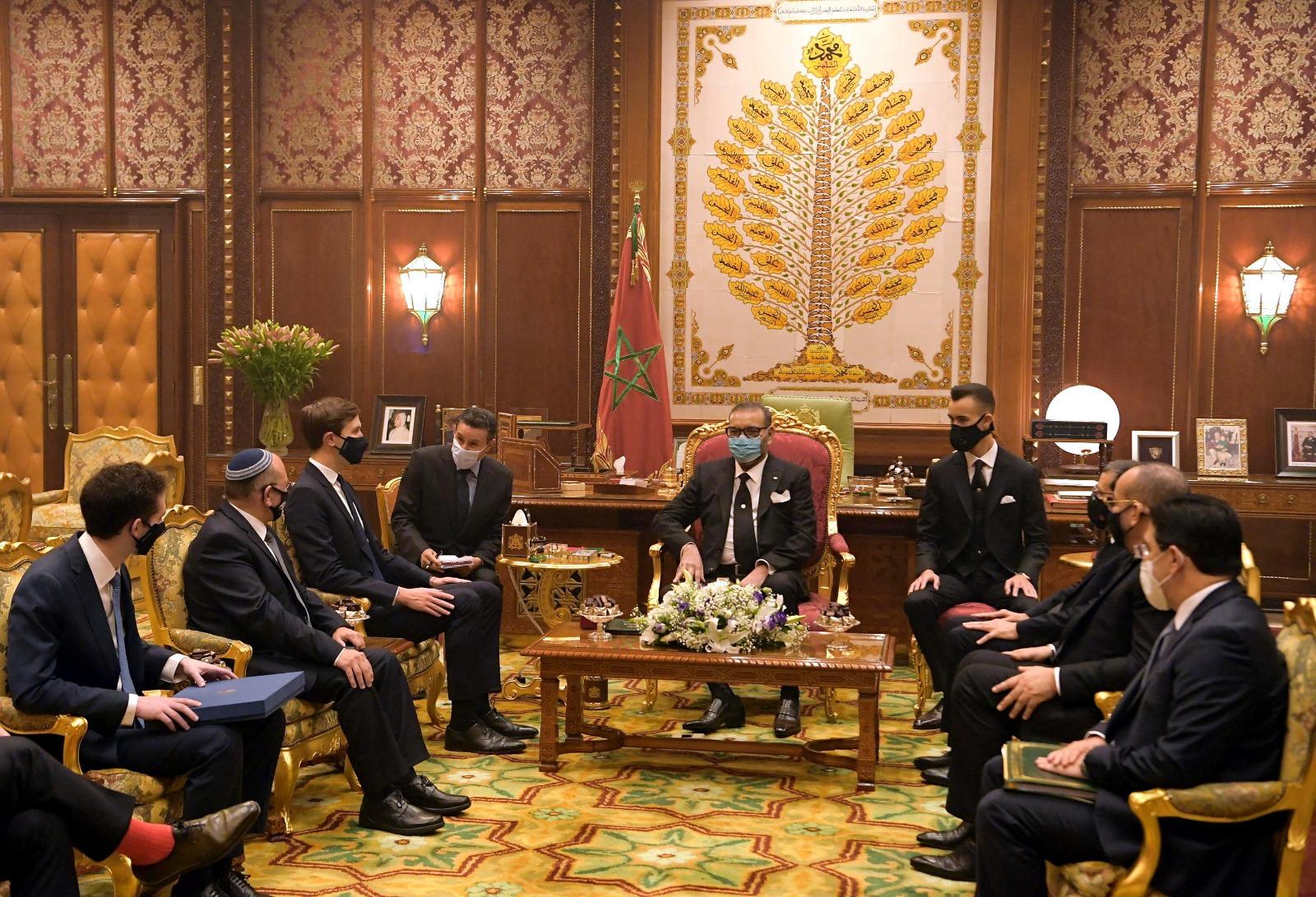 Mohammed VI Israel USA