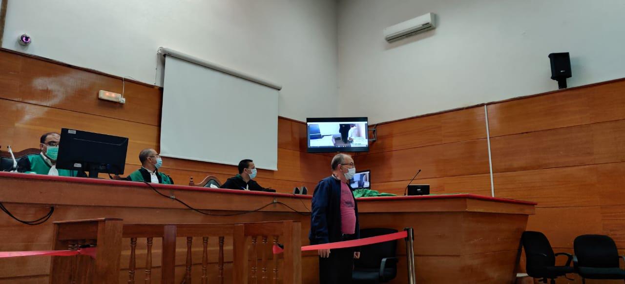 المحاكمة عن بعد في المغرب