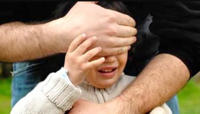 خطف الأطفال العنف ضد الأطفال