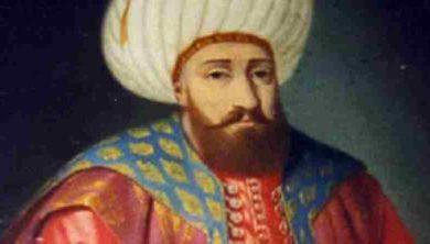 العرش العثماني