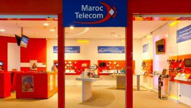 إتصالات المغرب